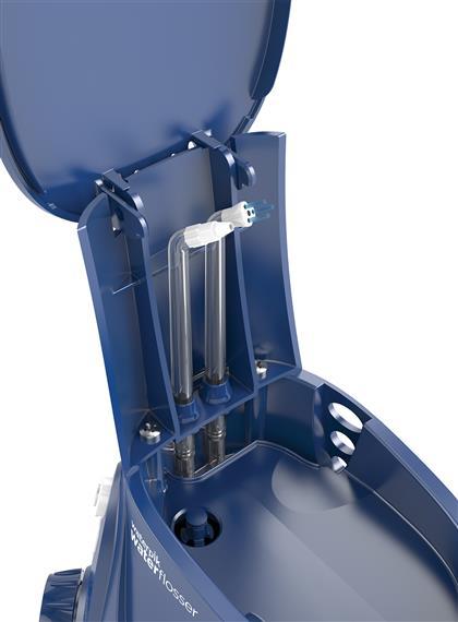 WP-663 waterflosser blauw