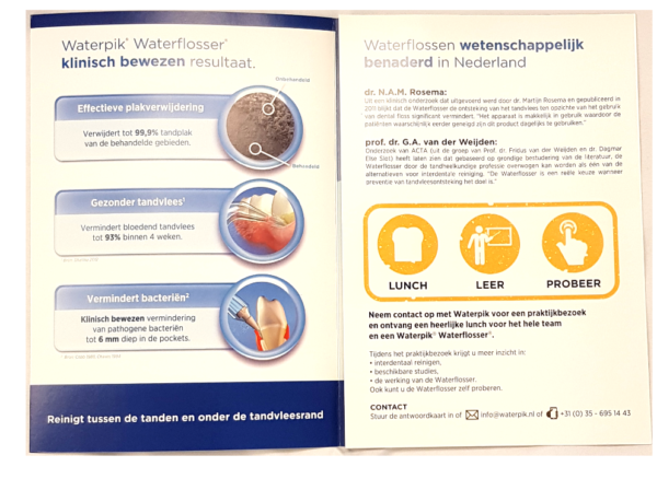waterpik folder 3